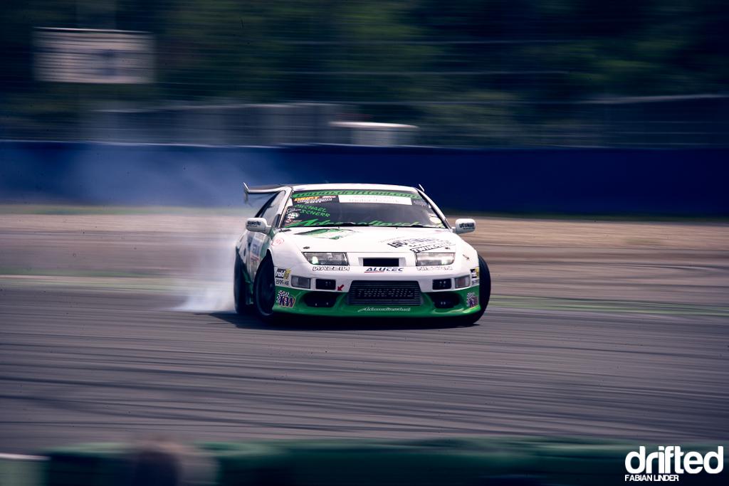 z32 drifting