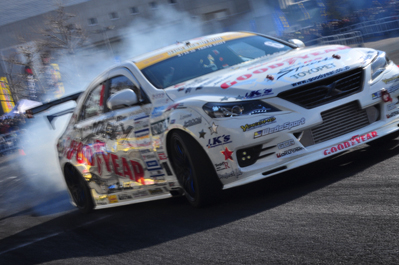 EVENT: D1GP 2012 Kickoff at TAS