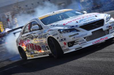 EVENT: D1GP 2012 Kickoff at Tokyo Auto Salon