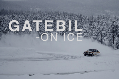VIDEO: Gatebil On Ice