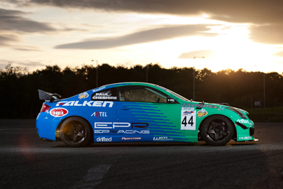 NEWS: Team Falken join forces with Advanced Clutch Technology