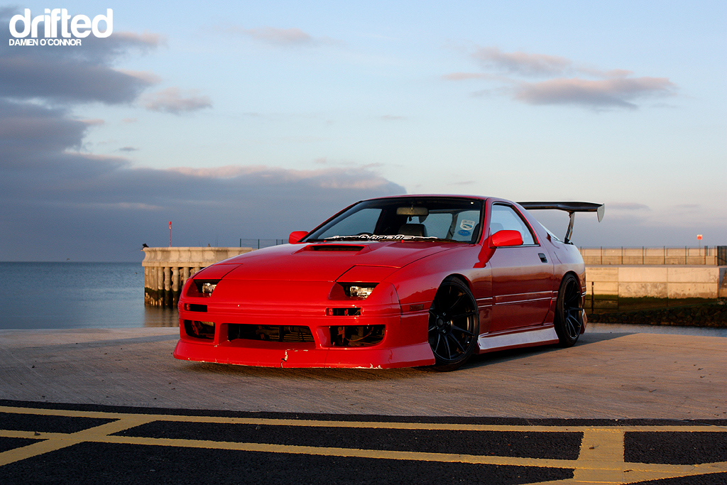 FEATURE: RX7 FC Drift Build Daily Driver | Drifted com