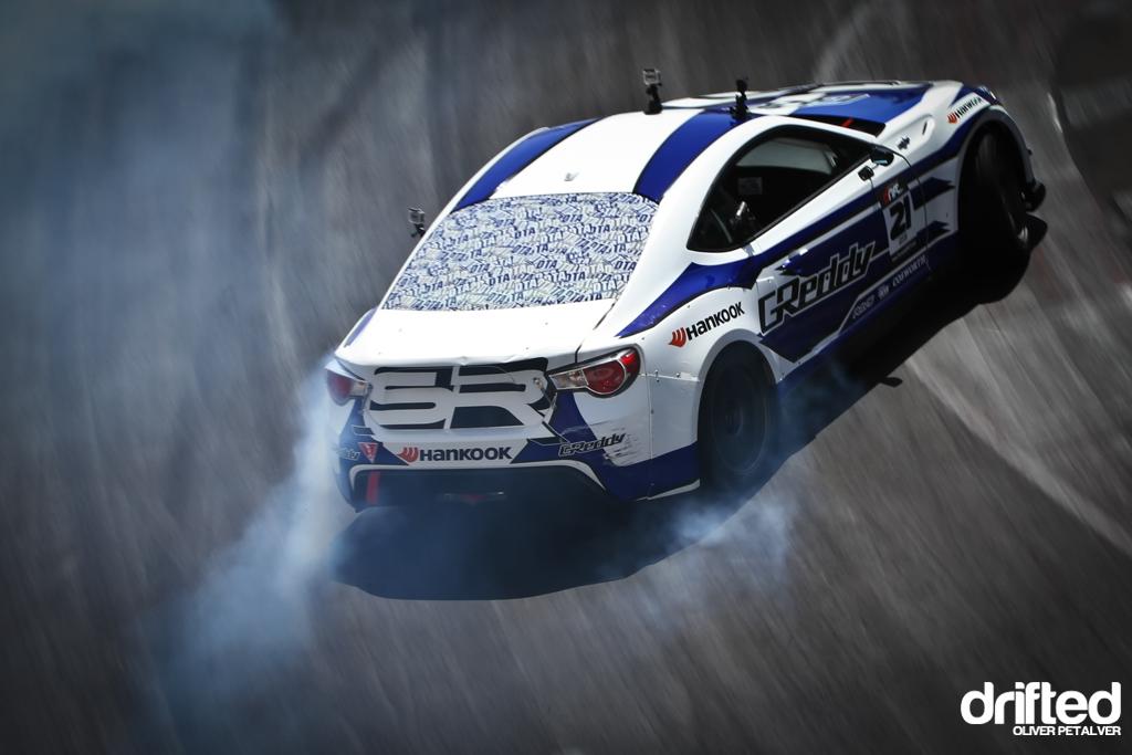 Ken Gushi Scion FR-S Greddy Racing / Hankook Tires