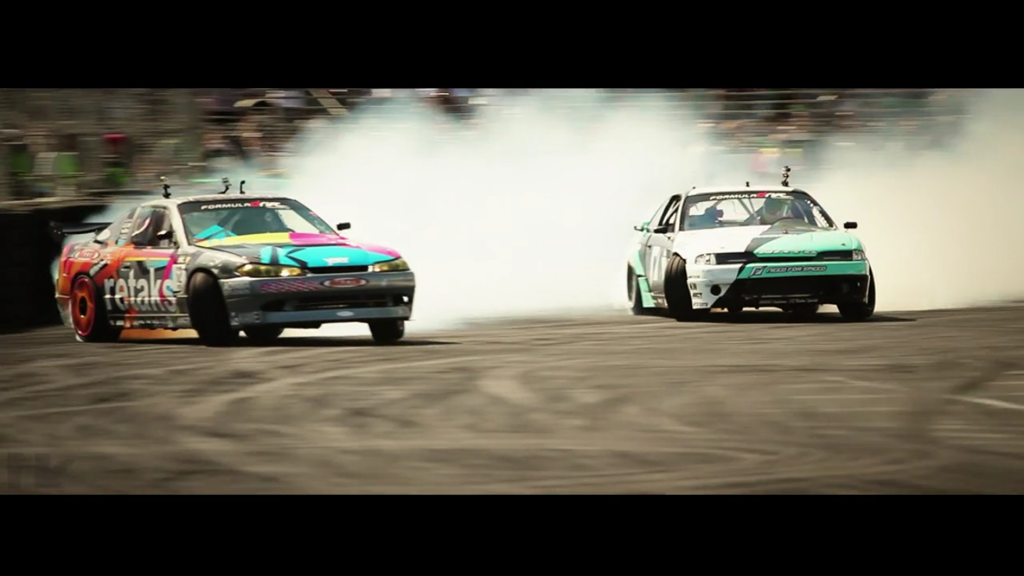 1KIND Studio Formula Drift Long Beach