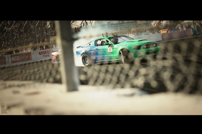 VIDEO: 1KIND Studio | Formula Drift Round 1