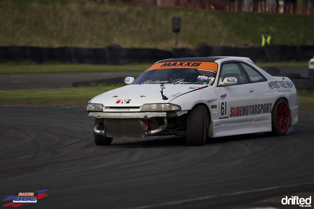 Adam Simmons at BDC Teesside 2012