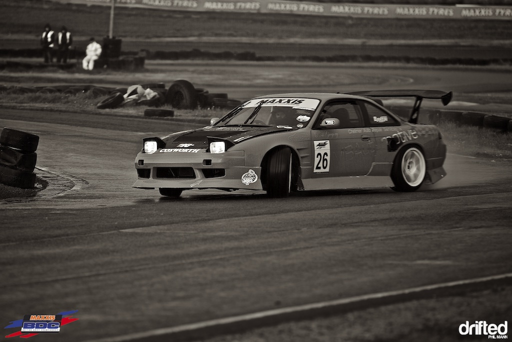 Ross's S13 fronted S14 at BDC Teesside