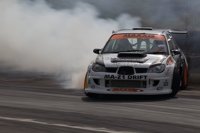 EVENT: 2012 British Drift Championship: Round One: Qualifying