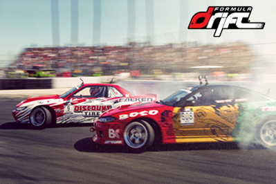 LIVESTREAM: Formula Drift 2012: Round One: The Streets of Long Beach
