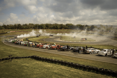 EVENT: 2012 British Drift Championship: Round One: Main Event