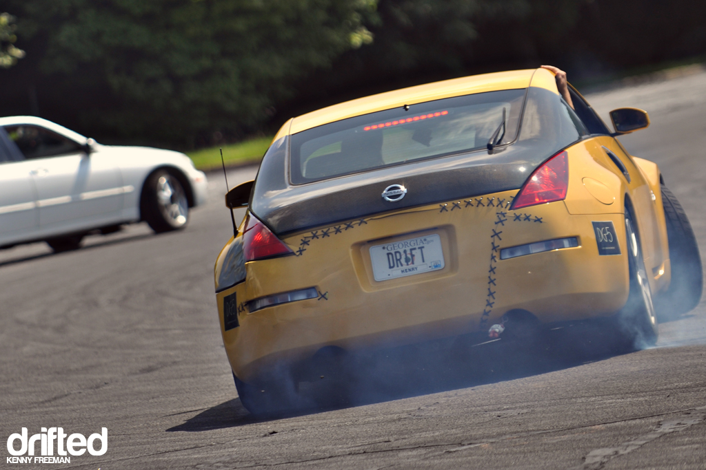 FEATURE: Atlanta Bans Drifting