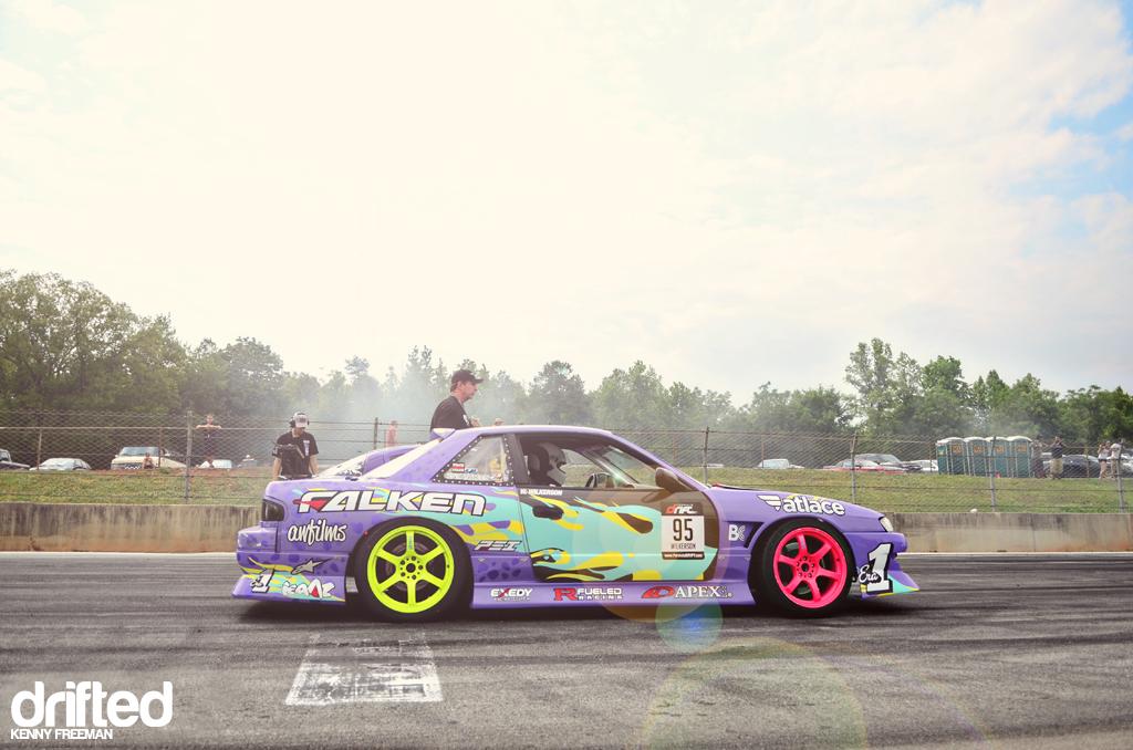 Walker Wilkerson Falken Tire/Fatlace Nissan S13