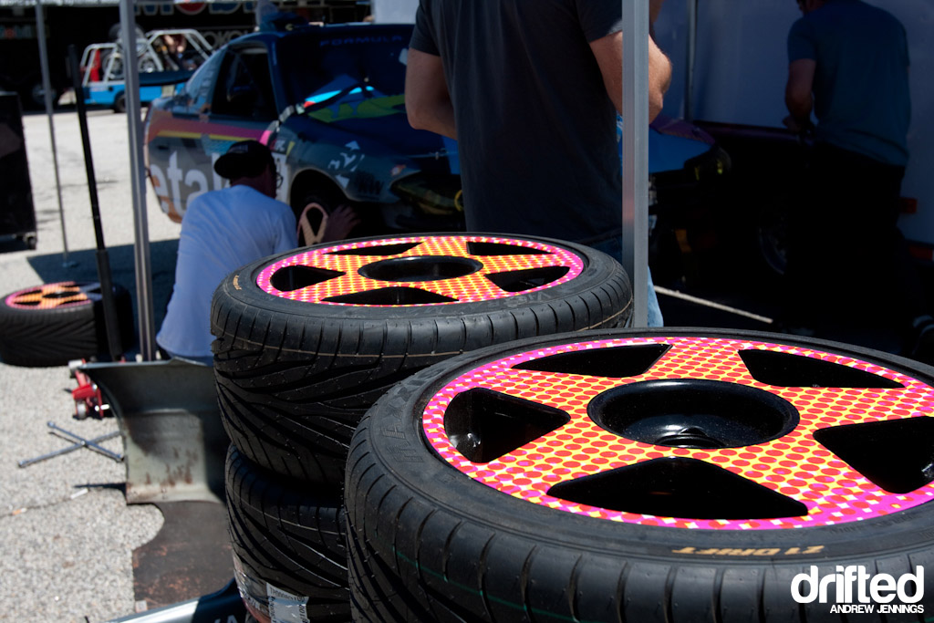 Ryan Tuerck Retaks Nissan 240LS wheel detail