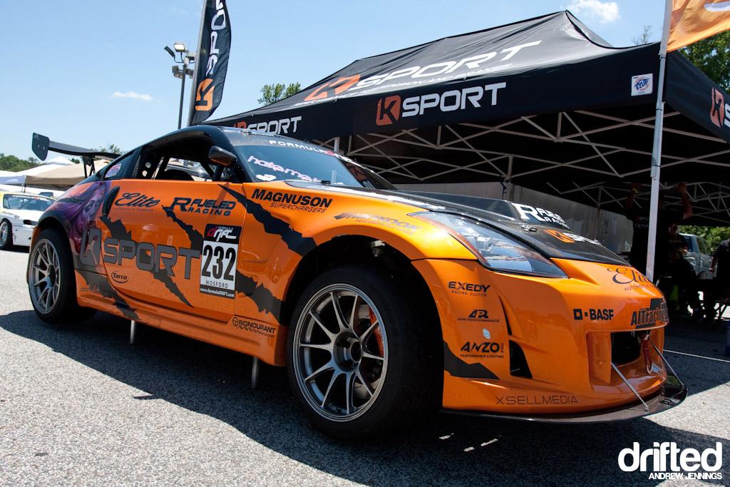 Hosford's Ksport Nissan 350Z