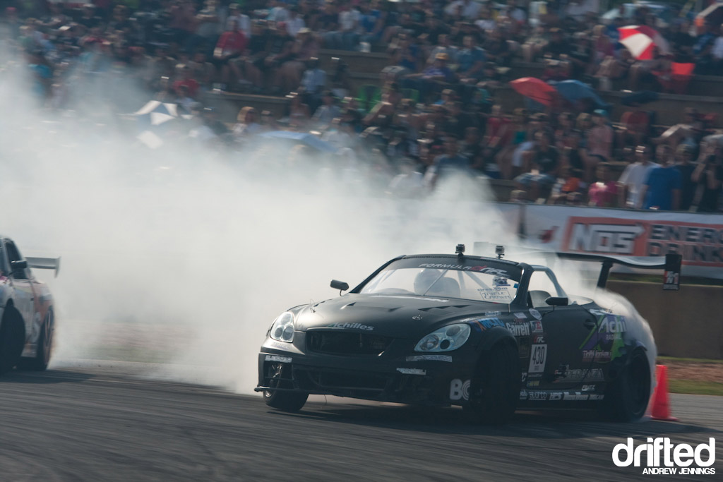 Daigo Saito's Achilles Tires Bridges Racing Lexus SC430