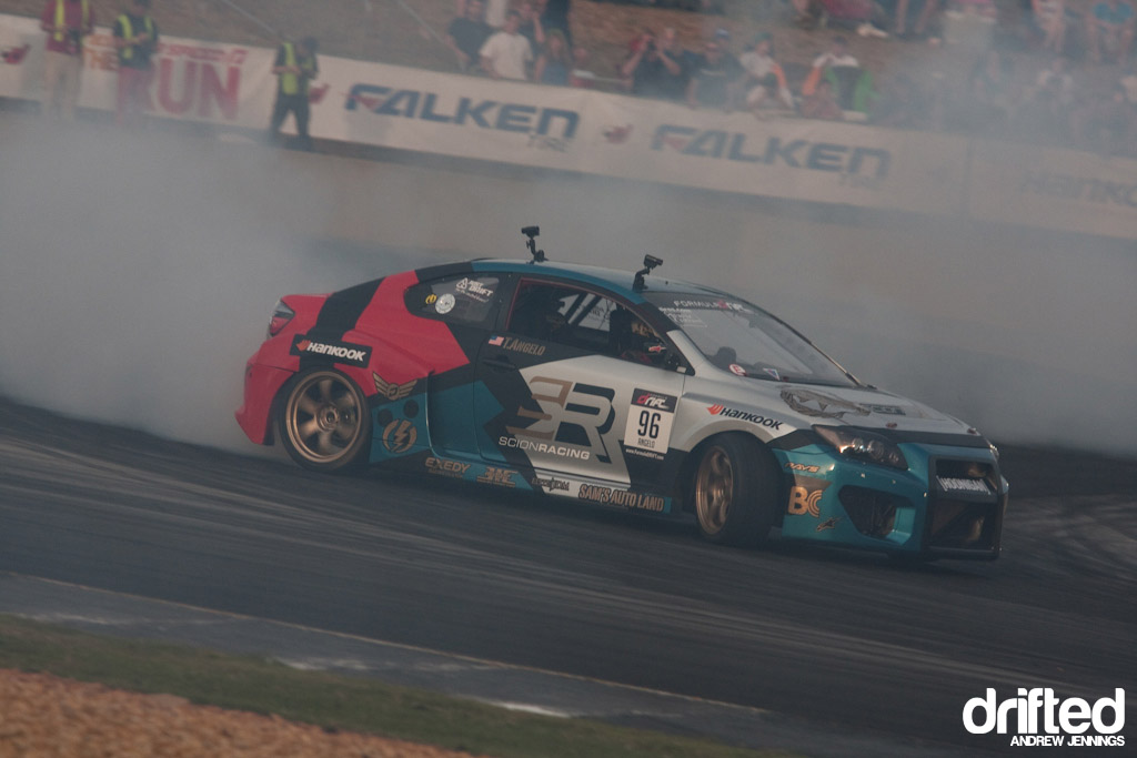 Tony Angelo Scion tC drift