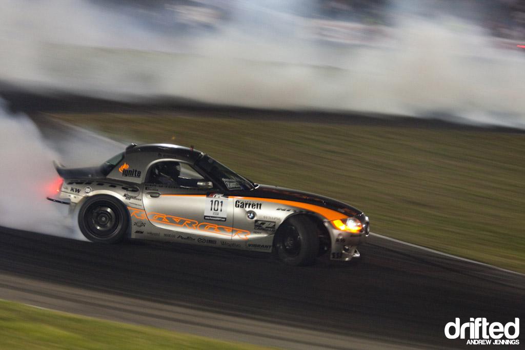 Mike Essa's GSR Autosport BMW Z4R