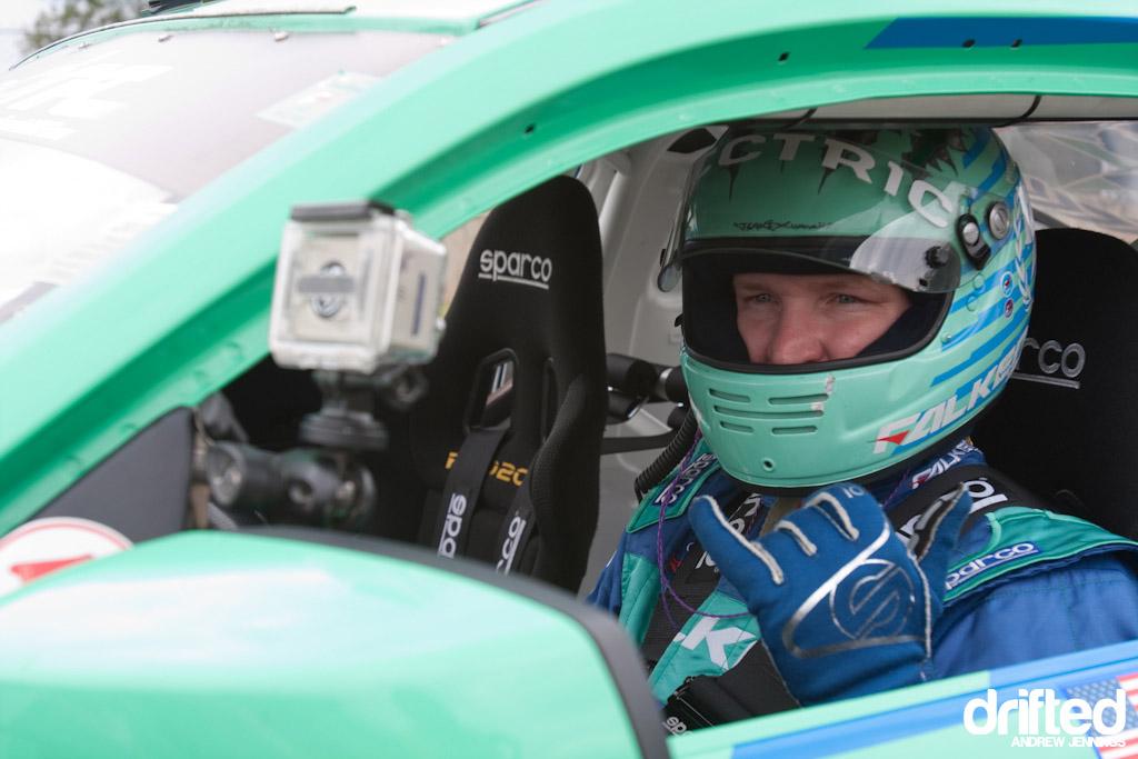 Justin Pawlak driver portrait