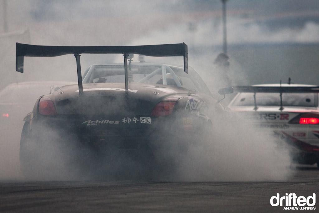 Daigo Saito Achilles Tires Bridges Racing Lexus SC430