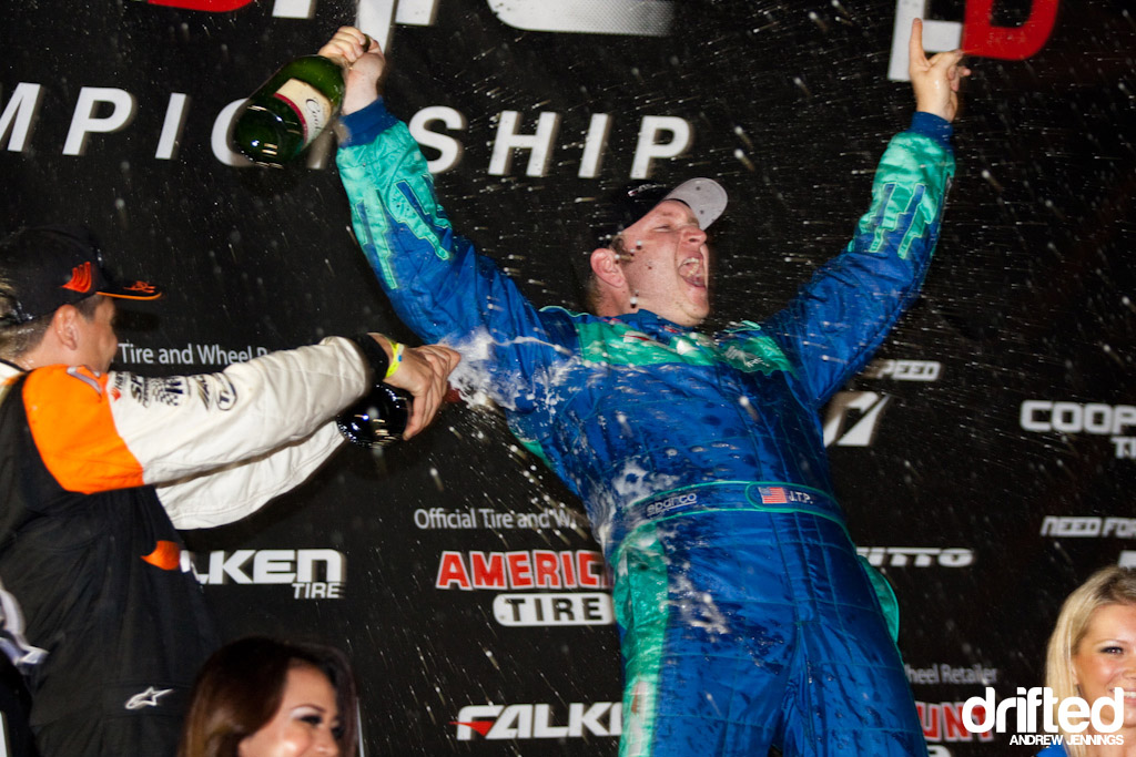 Justin Pawlak Wins Formula D Road Atlanta