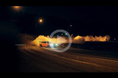VIDEO: Biltema Drift Night