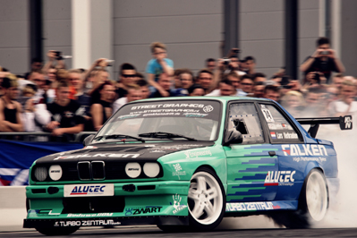 EVENT: Team Falken Drift Show Tuning World Bodensee