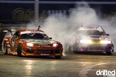 EVENT: 2012 European Drift Allstars Round 2: The Big Smoke London