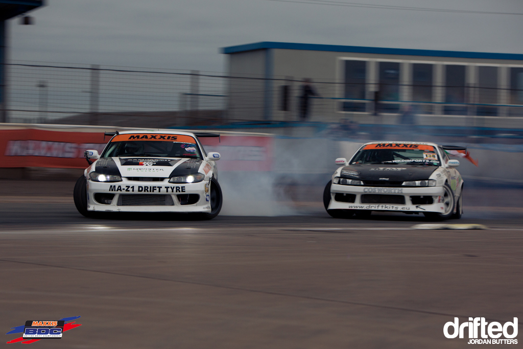 Twin drifting