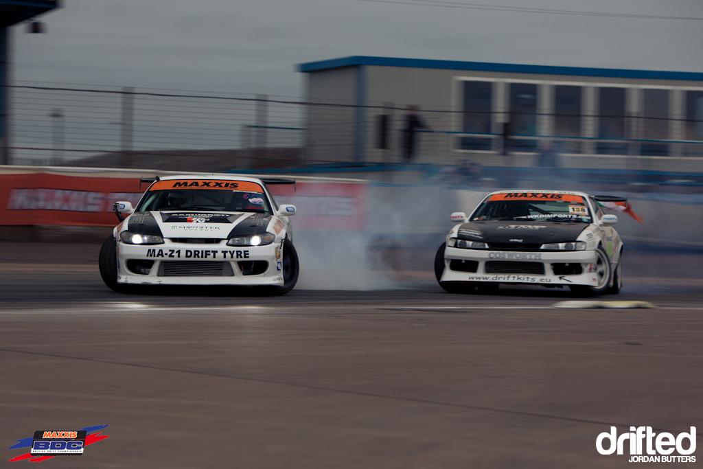 Twin drifting