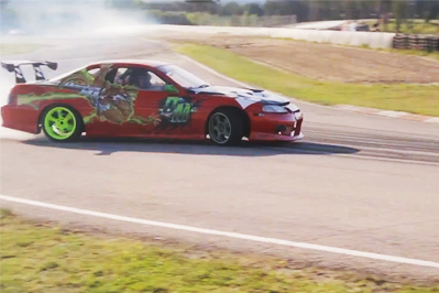 VIDEO: Exclusive – Team Driftmonkey x Zero Media – First Official Video of 2012!