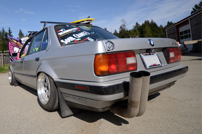 FEATURE: Josh's Deadbeat BMW