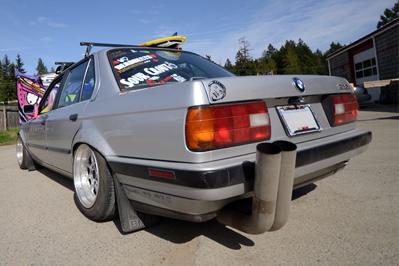 FEATURE: Josh's Deadbeat BMW