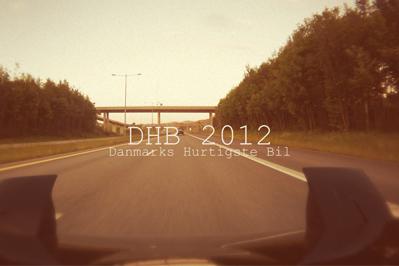 VIDEO: DHB: Danmarks Hurtigste Bil 2012