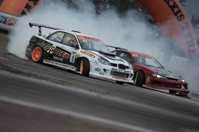 EVENT: British Drift Championship Round 2: Night Fight: Part II