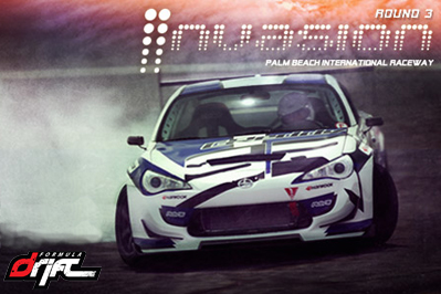 LIVESTREAM: Formula Drift 2012: Round Three: Invasion