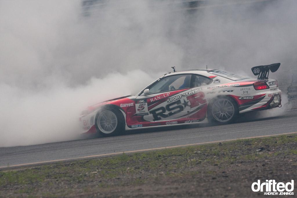 Toshiki Yoshioka RS*R Nissan S15