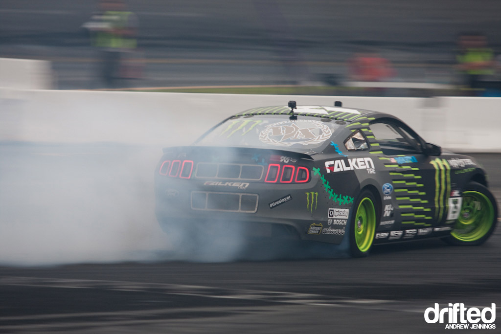 Vaughn Gittin Jr. Formula D Wall NJ