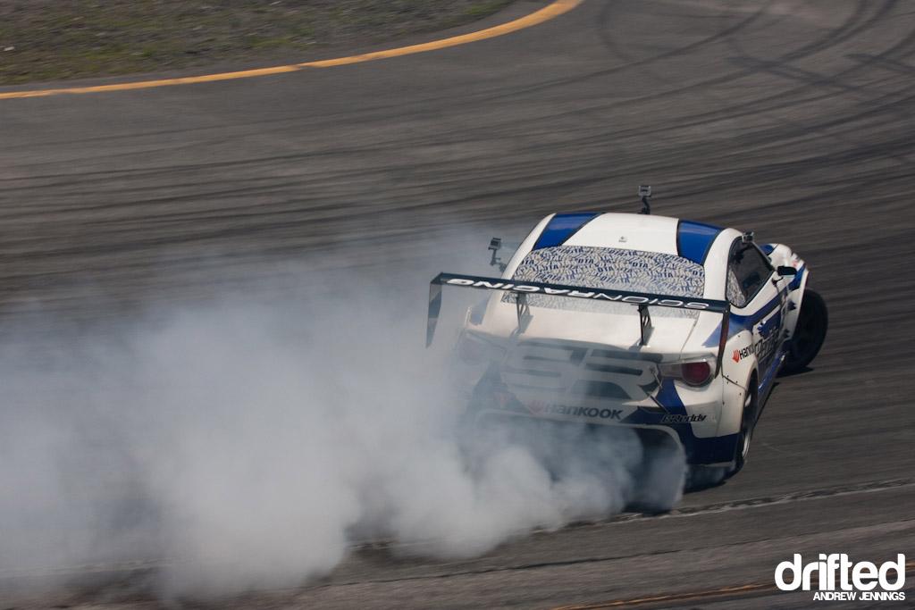 Ken Gushi Greddy/Scion Racing Hankook FR-S