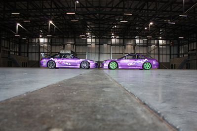 EVENT: Drift Allstars Round 3: Punchestown, Ireland