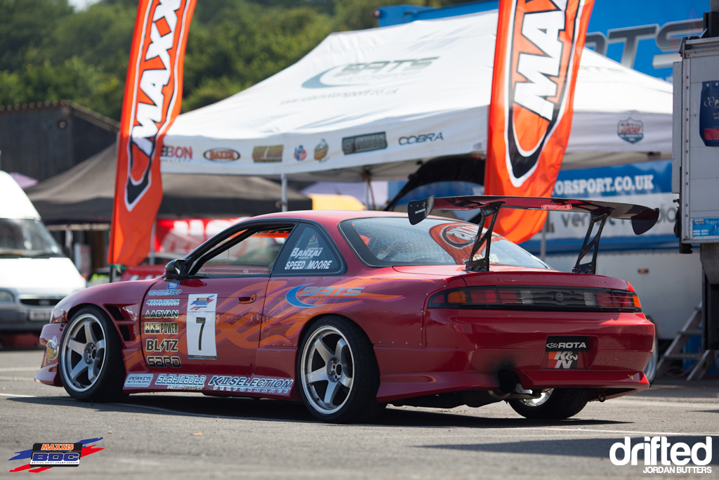 Steve Moore SATS Motorsport
