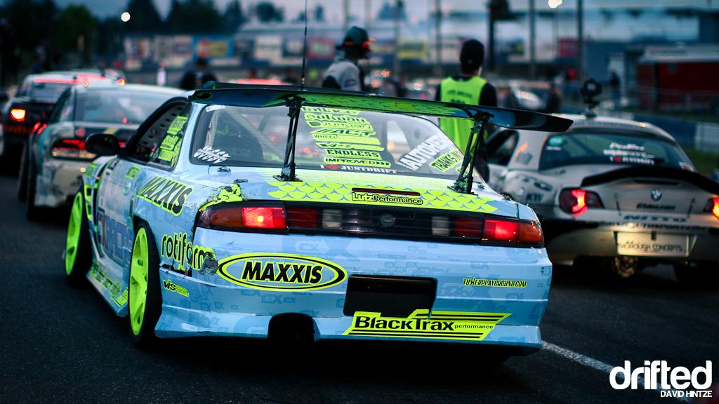 Formula Drift Round 5 Evergeeen Speedway