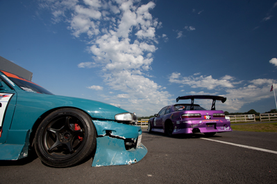EVENT: British Drift Championship 2012: Round 4, Lydden Hill: Main Event