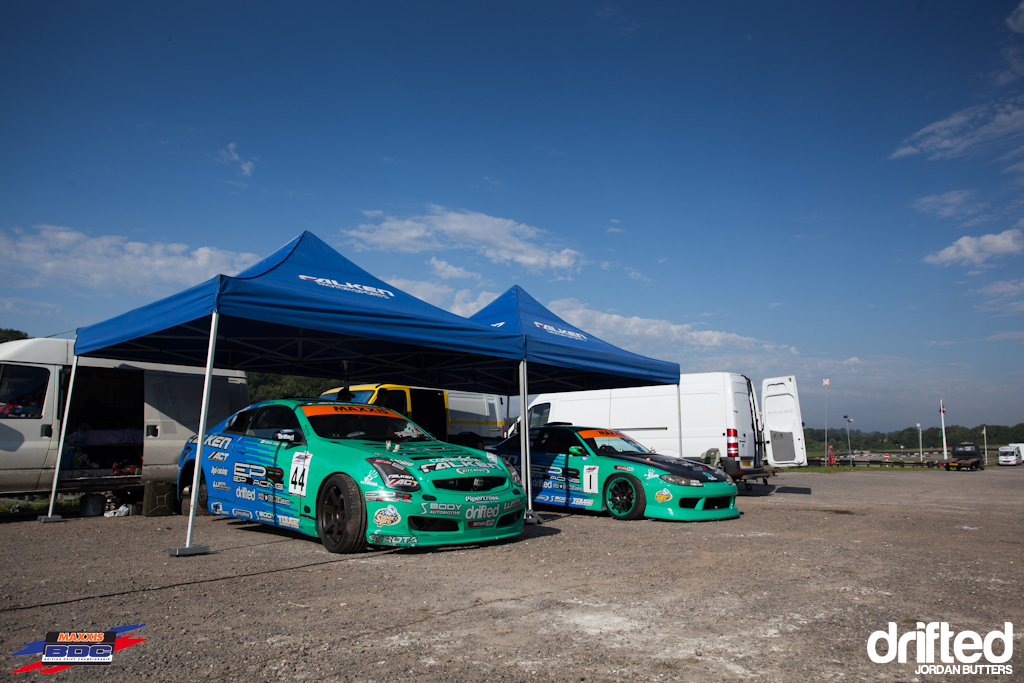 Team Falken UK