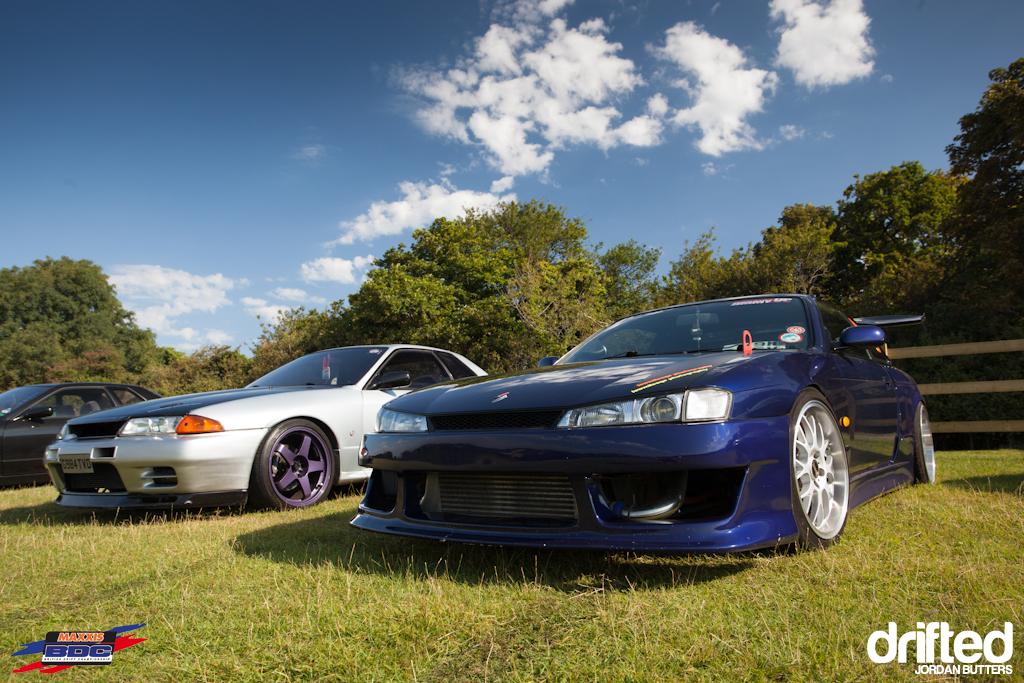 Kouki S14 and R32