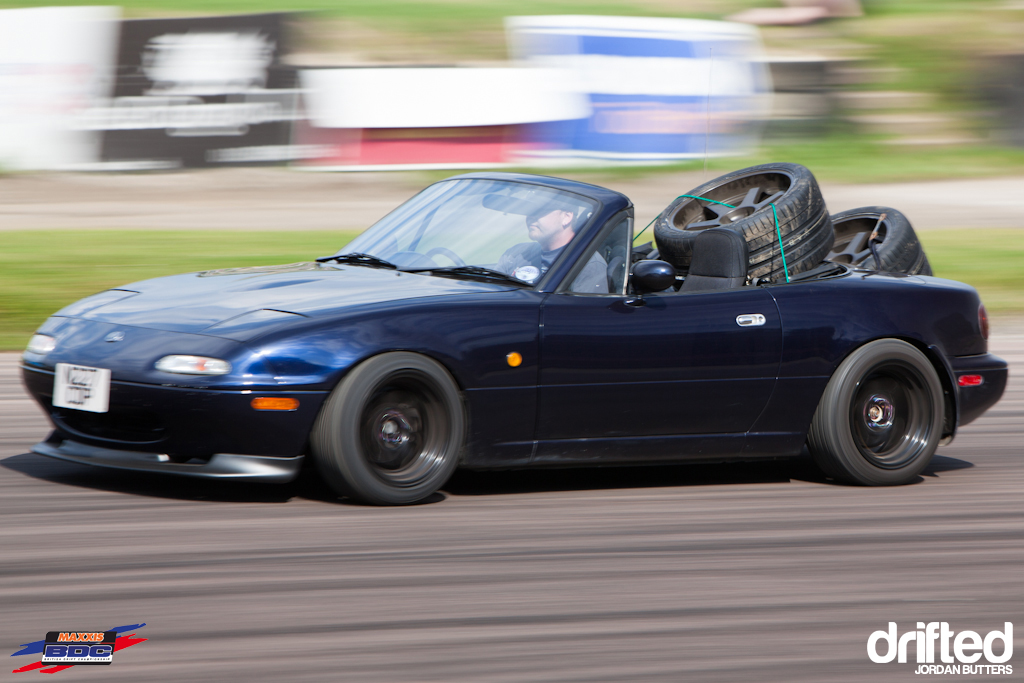 Phil Mann MX5