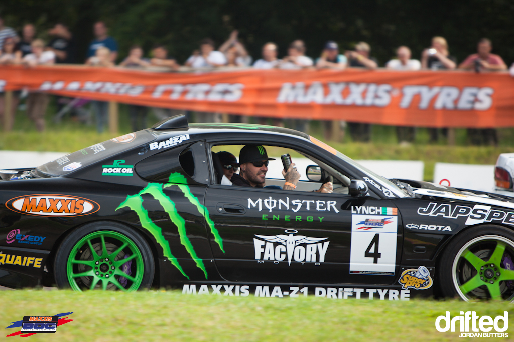 Shane Lynch Monster