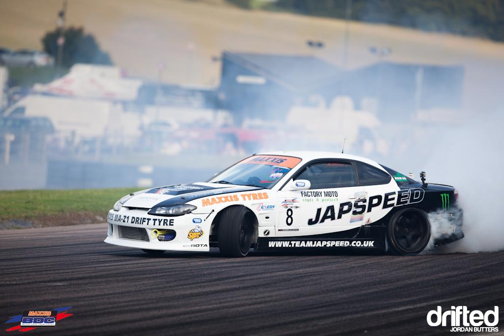 Smokey Japspeed