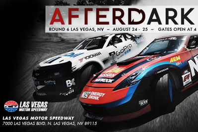LIVESTREAM: Formula Drift 2012: Round Six: Afterdark