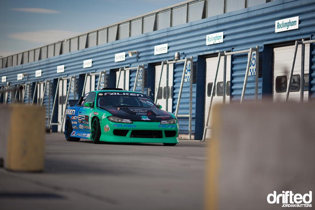 Matt Carter's Team Falken S14.5