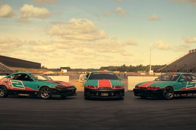 VIDEO: Superior Drift Team